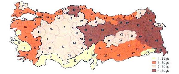 turkiye-isi-bolgeleri